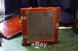 10x12 plate camera (wet plate / wet collodion)
