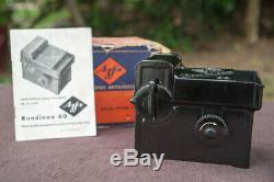 AGFA Rondinax 60 cuve film 120