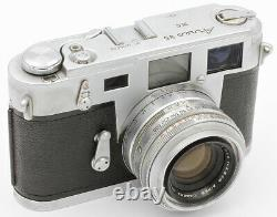AIRES 35 III C N°1206433 Tokyo Japon Vers 1958 Obj Aires Camera Tokyo 1,9/4,5 cm