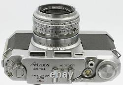 AIRES 35 III L N°720977 Tokyo Japon Vers 1958 Obj Aires Camera Tokyo 1,9/4,5 cm