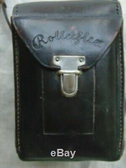 ALLEMAGNE 2ème GM APPAREIL PHOTO ROLLEIFLEX ANCIEN 1939-1945 WW2 GERMAN CAMERA