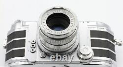 ALSAFLEX Alsaphot Lucien Dodin 54 image 24 x 24 mm Obj Berthiot France Vers 1951