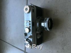 APPAREIL FRANCAIS FOCA AVEC OPLAREX 50mm 1.9
