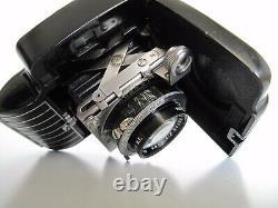 APPAREIL PHOTO ANCIEN Kodak BANTAM SPECIAL extar anastig f2 47mm métal laqué
