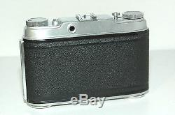 Agfa Super Isolette # uo 4869 + Solinar 3,5/75mm lx055