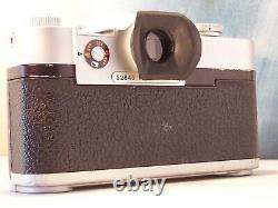 Alpa 10 D avec objectif ker-macro-switar 1.8 50mm AR