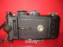 Alte Kamera Voigtländer Prominent 6x9 Rollfilm Museal No D966700 hochselten