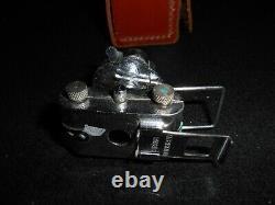 Ancien APPAREIL PHOTO MINIATURE AIGLON ETUI 45 X 45 X 45 mm environ