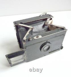Ancien Appareil Photo Block-notes Gaumont