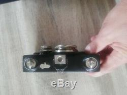 Ancien appareil a photo contax