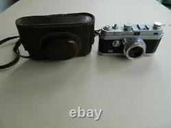 Ancien appareil photo Foca