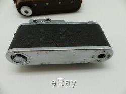 Ancien appareil photo LEICA IIIa Ernst Leitz Wetzlar D. R. P. N°148436 (27463)
