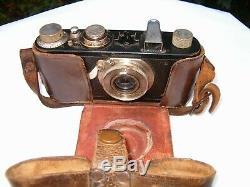 Ancien appareil photo Leica 1930