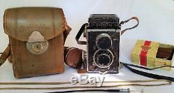 Ancien appareil photo Rolleiflex