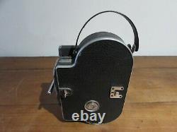 Ancienne camera paillard bolex 8 mn