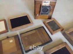 Ancienne chambre photographique