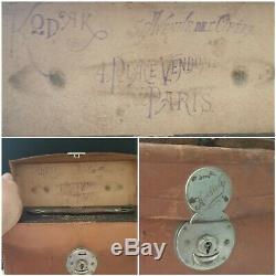 Antique 1897 Eastman KODAK Camera Box A Soufflé