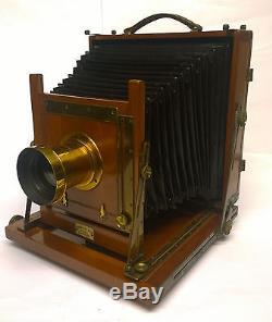 camera format Vintage large