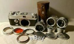Apareille photo Foca R avec lentille 1,9 cm 5 cm 3,5 cm 13,5 cm