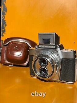 Appareil Agfa Photo Flexilette 35 mm Film Prontor apotar 45 mm Objectif f/2,8