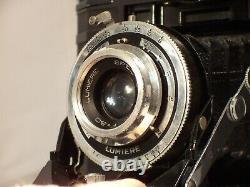 Appareil Français lumiére 6x6 objectif spector 4.5 80mm