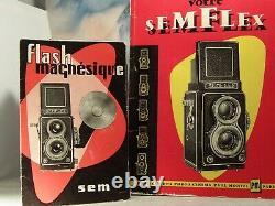 Appareil Français semflex format 6x6