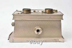 Appareil Gallus stereo série 100 Luxe Avec objectif Saphir Boyer f/6.3 72mm