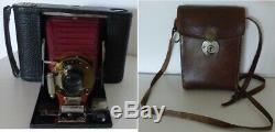 Appareil Photo Kodak N°2 Folding Pocket Kodak Patent 1906