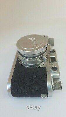 Appareil Photo Leica DRP Ernst Leipzig Wetzlar Germany n°502085 objectif 701785