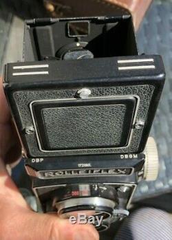 Appareil Photo Rolleiflex Franke & Heidecke + 6 Autres Appareils A Voir