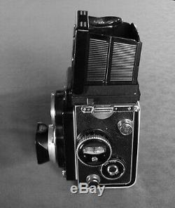 Appareil Photo Rolleiflex Original Franke Et Heidecke