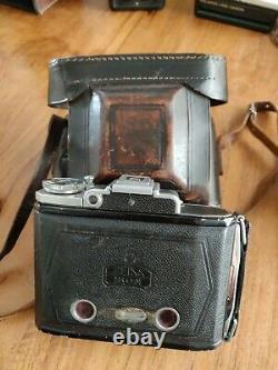 Appareil Photo Vintage années 30 Zeiss Ikon Super Ikonta