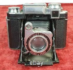 Appareil Photo. Zeiss Ikon. Super Ikonta. Carl Zeiss. Allemagne Circa 1950