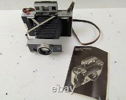 Appareil Photo instantané POLAROID 195 Polaroid 195 -114mm f4.5 Tominon Lens