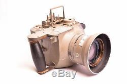 Appareil de photographie aérienne, Fritz Volk Handkammer HK12.5
