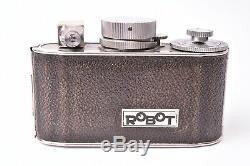 Appareil photo Berning Robot I avec objectif Tessar f/2.8 3 1/4 cm (32mm)