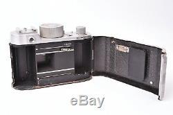 Appareil photo Berning Robot Junior avec objectif Xenar f/2.8-38mm + pare Soleil