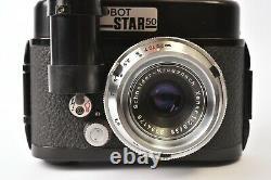 Appareil photo Berning Robot Star 50 S avec objectif Xenar f/2.8 38mm