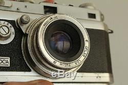 Appareil photo Foca, avec Oplar 5cm, 2,8