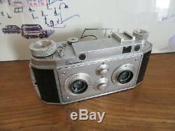 Appareil photo Jules Richard Verascope F40 stereo camera