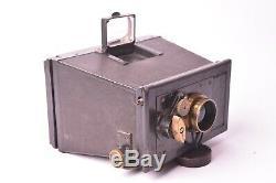 Appareil photo Jumelle photographique Mackenstein Format 6,5 x 9 cm