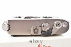 Appareil photo Leica M6 Titanium. 10412. #1928630. Boitier seul. Excellent état