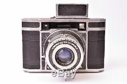 Appareil photo Lumiclub Lumière avec objectif Berthiot Flor f/3.5 75mm