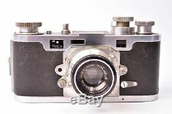 Appareil photo Pignons Alpa Standard #14685 objectif angenieux f/2.9 50mm