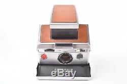 Appareil photo Polaroid SX-70 Land Camera. Avec étui et accessoires