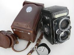 Appareil photo Rolleiflex 2.8/80 rollei camera