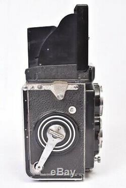 Appareil photo TLR Automat Rolleiflex Model X avec objectif Xenar f/3.5 75mm