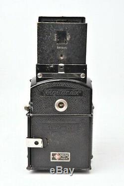 Appareil photo TLR Voigtlander Superb avec objectif Heliar f/3.5 75mm + etui