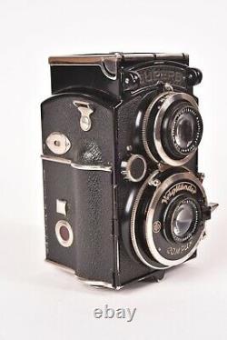 Appareil photo TLR Voigtlander Superb, objectif Skopar f/3.5 75mm