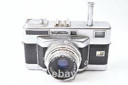 Appareil photo Voigtlander Vitessa T avec objectif Color Skopar f/2.8 50mm